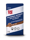 Pourable Adhesive